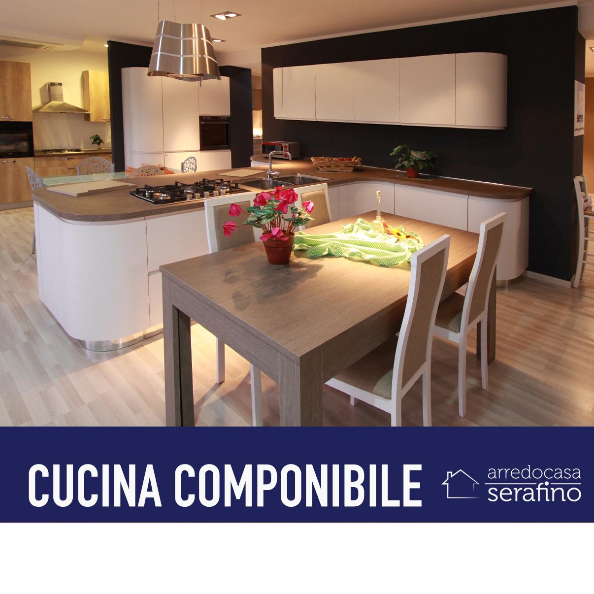 Cucina componibile 03 arredocasa serafino - Elementi cucina componibile ...