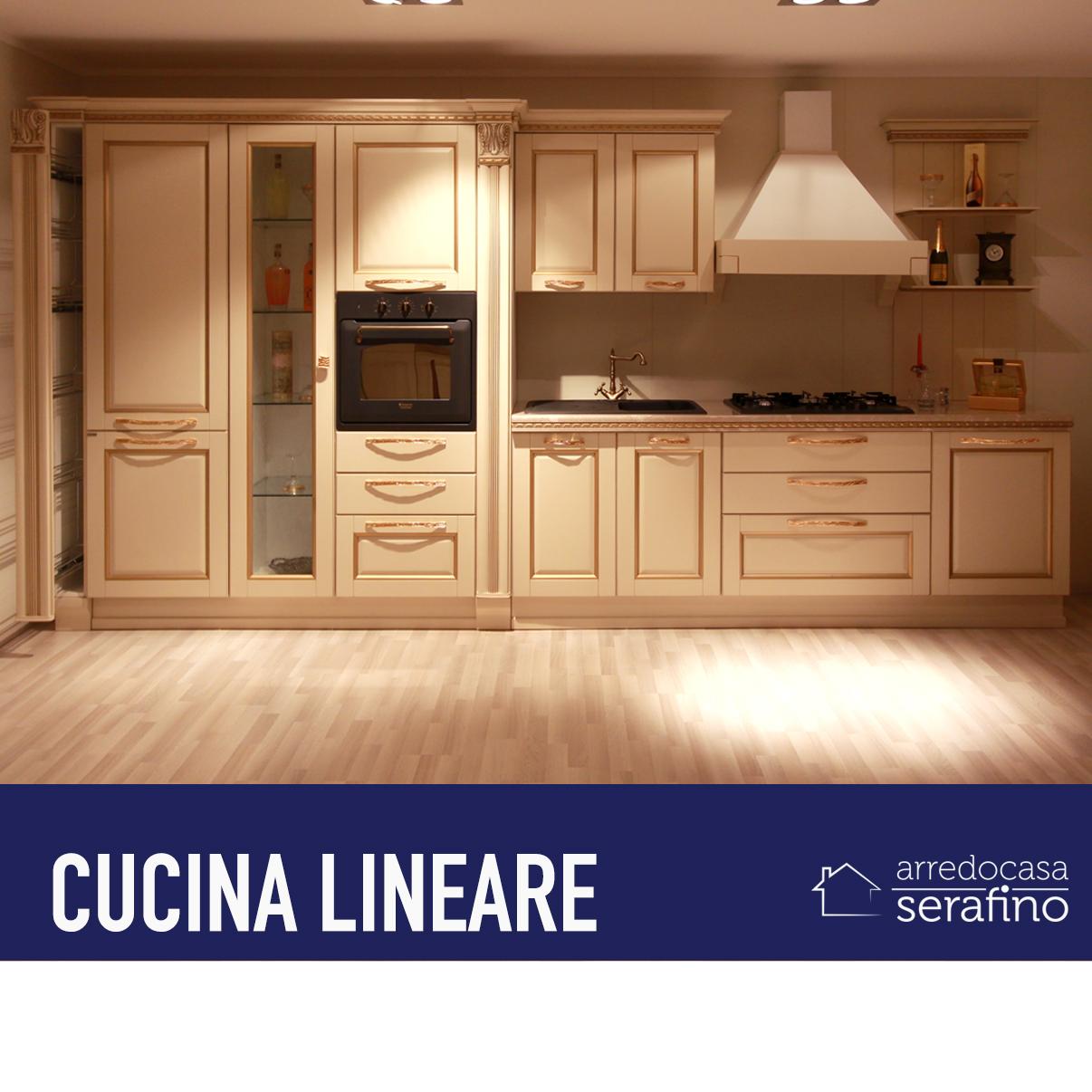 Arredo Casa Francavilla Fontana cucina lineare 03.