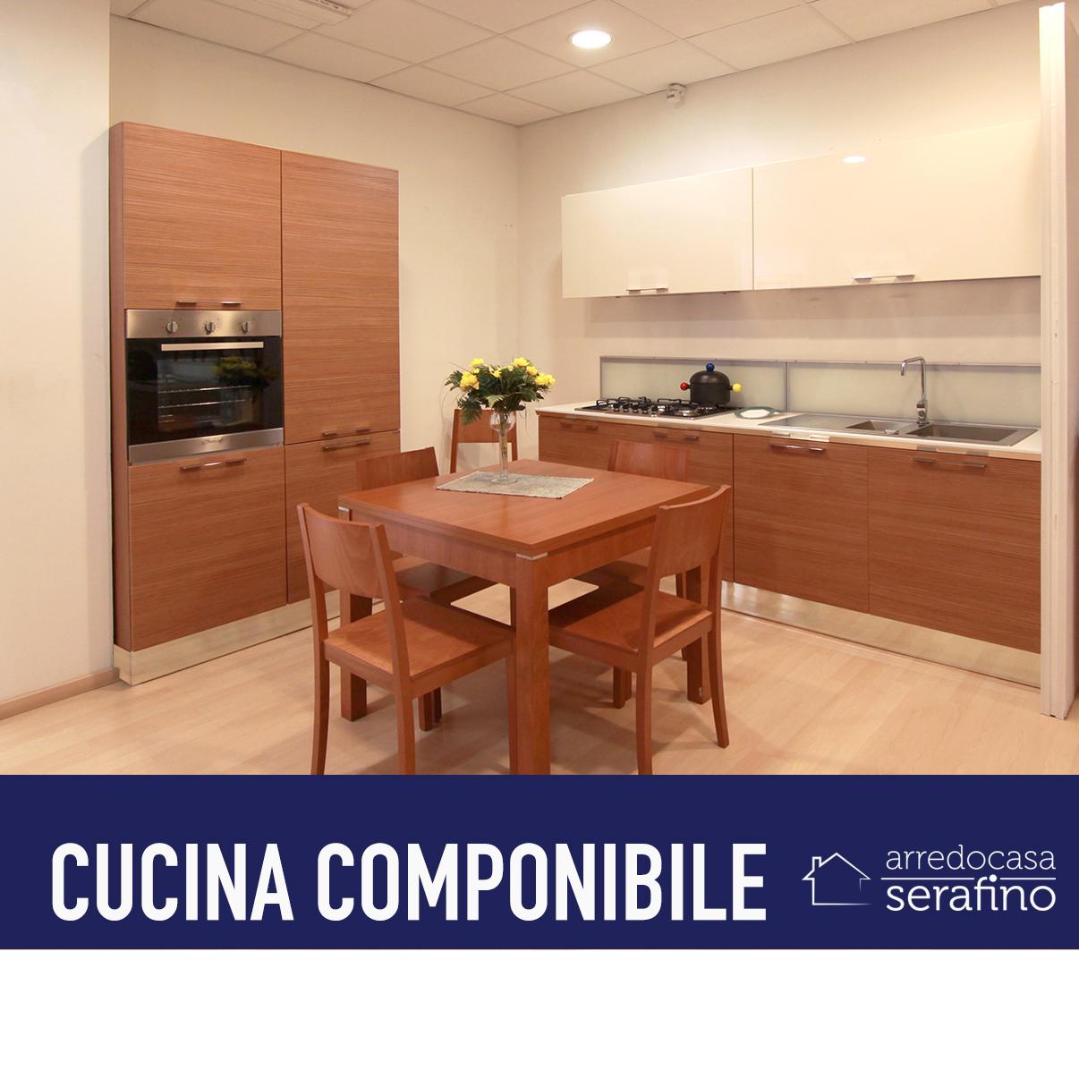 Cucina componibile arredocasa serafino - Elementi cucina componibile ...
