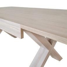 Maxi tavolo in legno allungabile. – Arredocasa Serafino