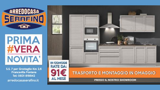 Beautiful Serafino Mobili Francavilla Fontana Contemporary ...